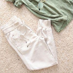 GAP | Linen Joggers | Women's Pants | Lounge wear